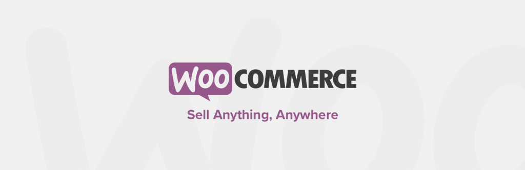 WooCommerce WordPress plugin banner